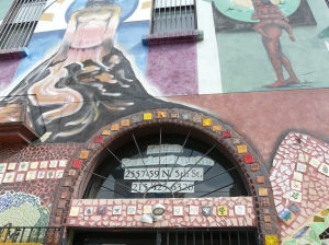 The front of Taller Puertoriqueno's Center.