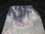 A stone in El Batey