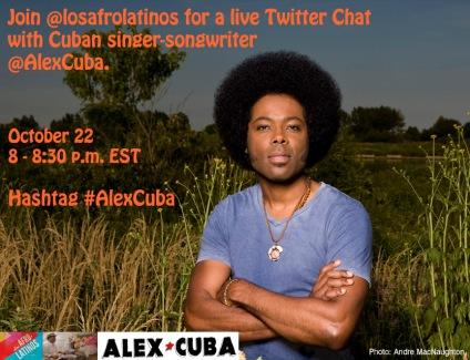 Alex Cuba Chat