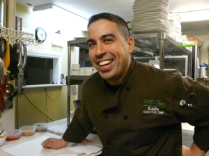 Chef Eddie Cotto