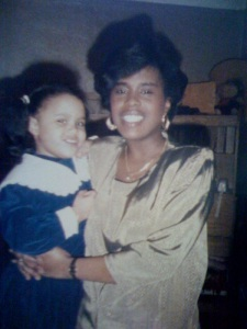 Crystal Roman and her Mother