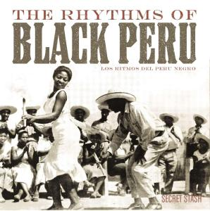 Rhythms of Black Peru Album Cover