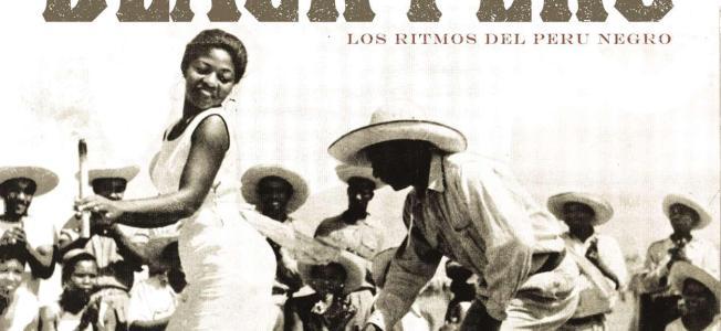 Rhythms of Black Peru Album Cover