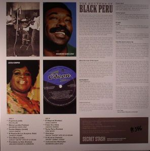 Rhythms of Black Peru (album info)