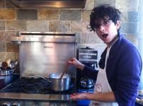 Baking student Seri