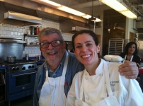ICE Instructor and Chef Leticia