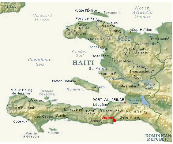 a glance at the american intervention in the republic of haiti Republic of the congo at-a-glance the republic of congo is highly urbanized with more than half its population living in the two largest cities, brazzaville and pointe-noire the rest of the country ranks among the least dense areas in africa, with a population density of 128 per square kilometer.