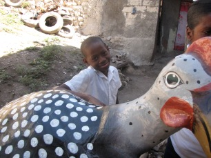 Next generation of Jacmel artisans