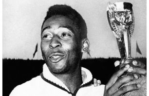 Pelé World Cup win