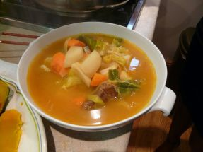 Soup Joumou Historic Haitian Dish Flavors The New Year Los Afro