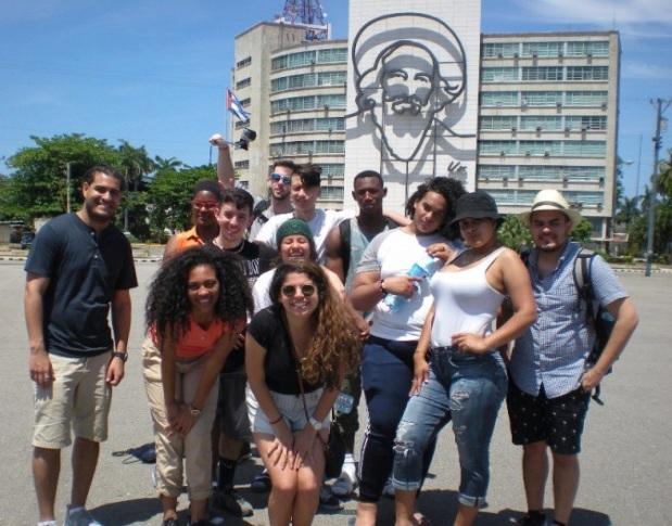 Daniel Morales-Armstrong (Cuba Trip)