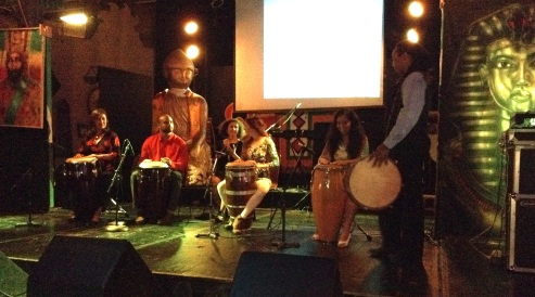 Drum Class-Noche