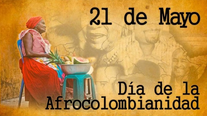 May 21 - Afro Colombian Day
