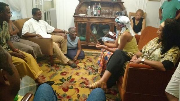 Afro Venezulan Conversations