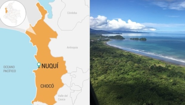 Nuqui, Colombia