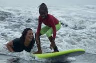Surfing with Kids 1